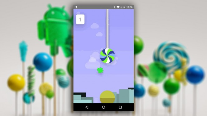 There Is A Flappy Bird Easter Egg On Android Lollipop