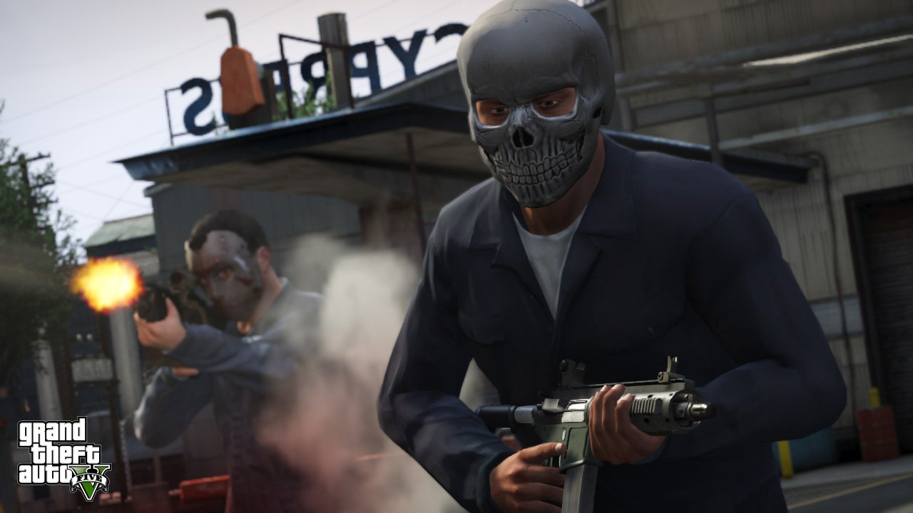 GTA 5 1.18 Update May Contain Halloween Or Army DLC