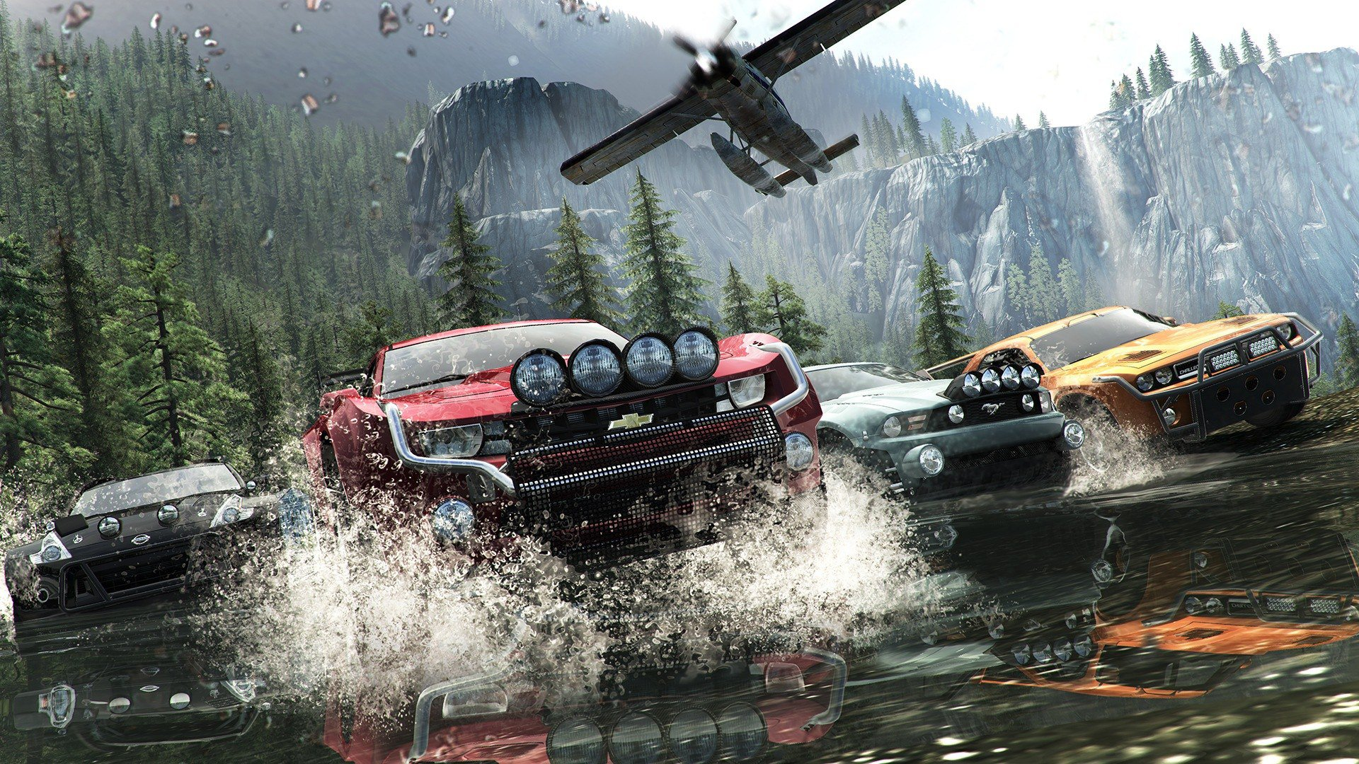 Ubisoft Announced The Crew On PS4 And Xbox One Beta From Nov 6-10