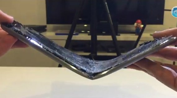 BendGate Continues On iPad Air 2