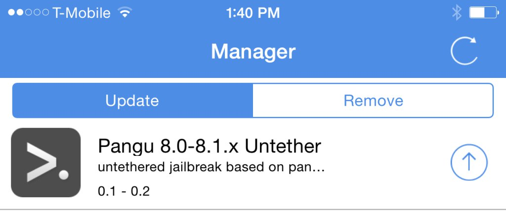 Pangu Team Released iOS 8.x Jailbreak Untether Update To Fix Bugs