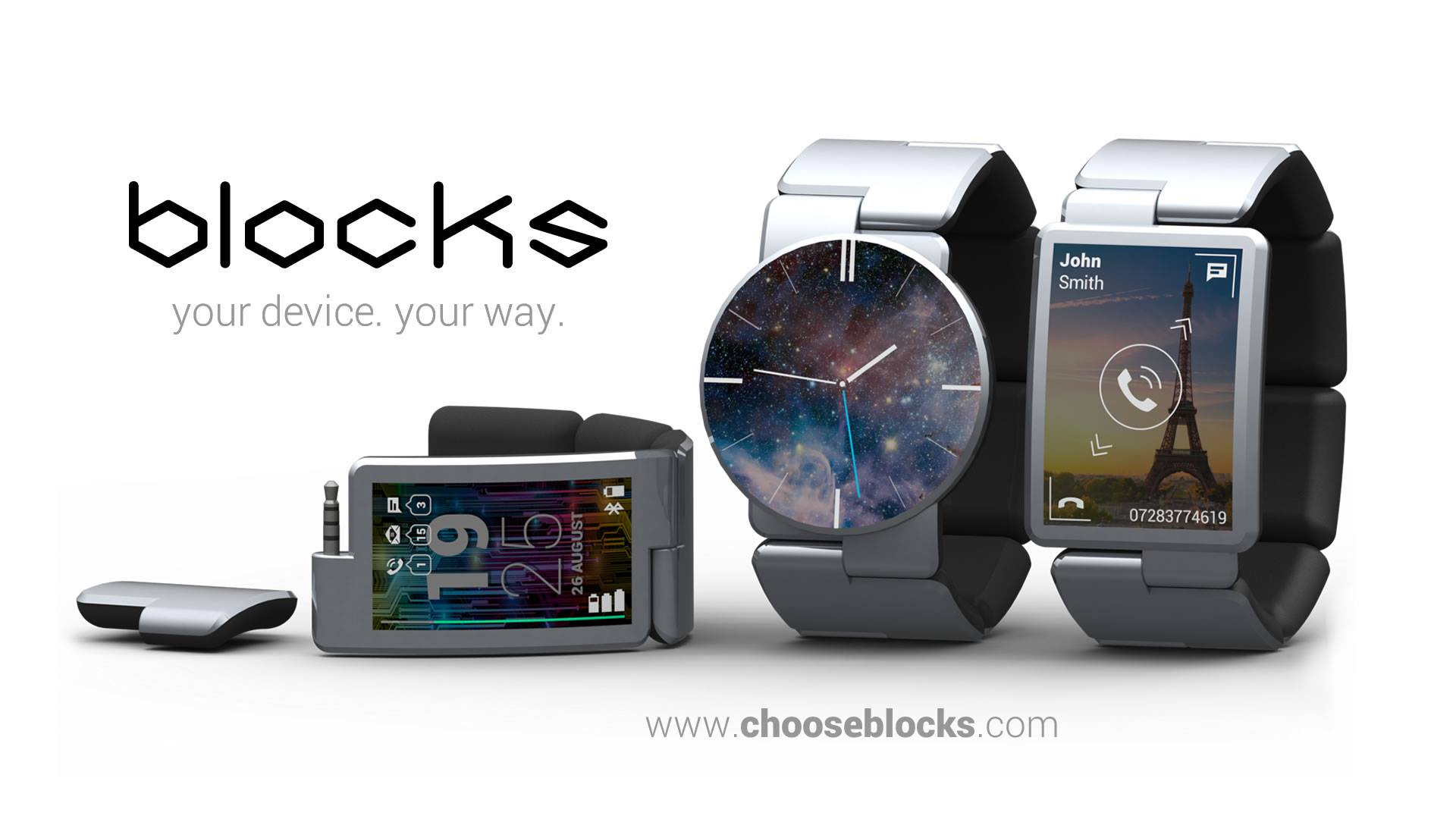 Blocks A Tizen Smartwatch For All Smartphones