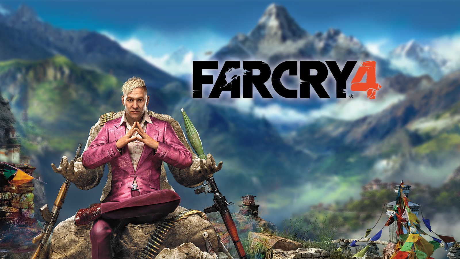 Far Cry 4 Aims To Be 1080p On All Platforms
