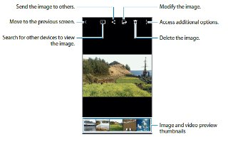 How To View Photos And Videos In Gallery - Samsung Galaxy Alpha