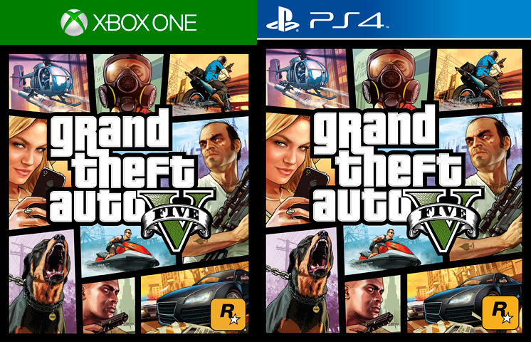 GTA 5 In PS4 May Release On Nov 4