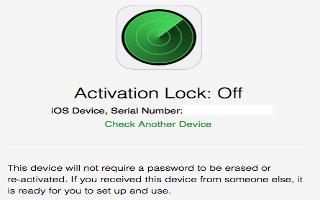 Apple's New iCloud Tool Now Shows iPhone Is Stolen