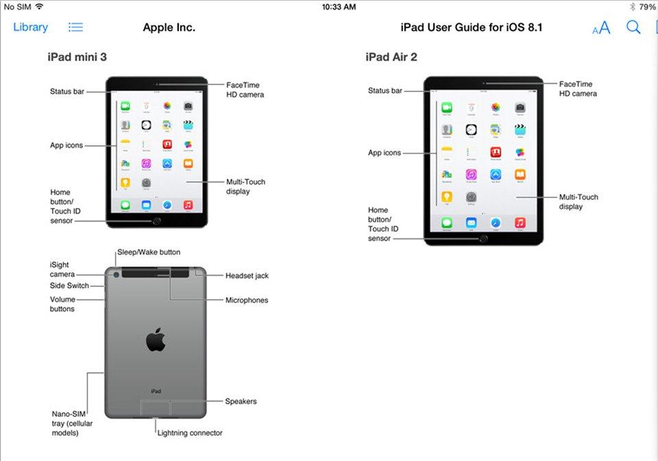 iPad Air 2 And iPad Mini 3 Leaked Ahead Of Release