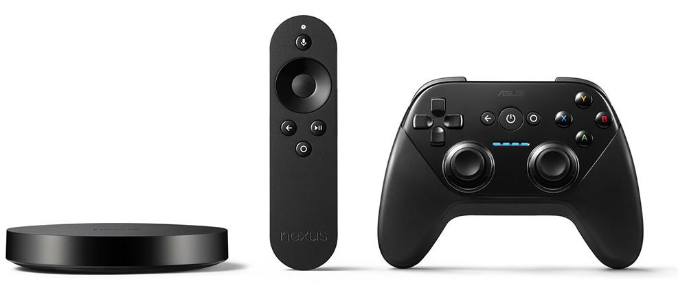 Google Nexus Player Offers Streaming And Gaming At $99