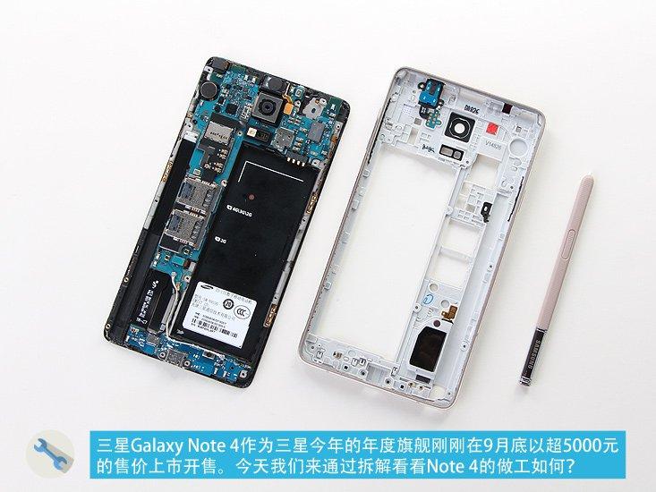 Samsung Galaxy Note 4 Uses Sony IMX240 Camera Sensor