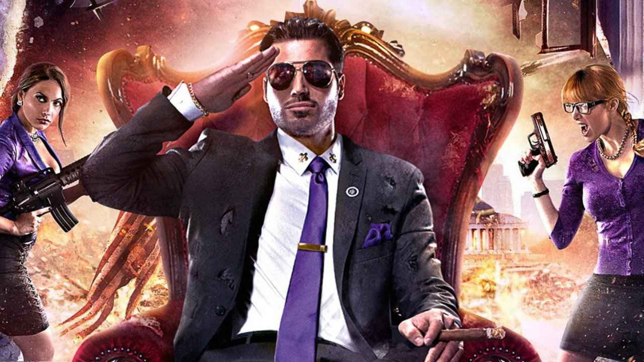 Saints Row 4 Gat Out Of Hell Launching A Week Early