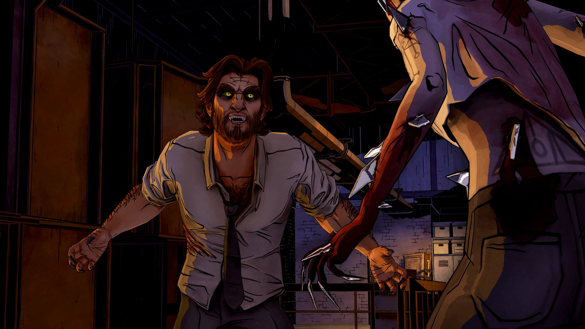 TellTale's The Wolf Among US Coming To Retail On Nov 4