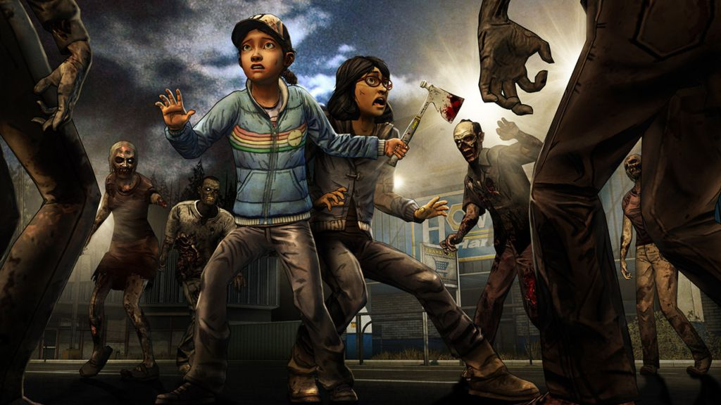 The Walking Dead Now Available On PS4 And Xbox One