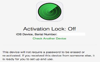Apple's New iCloud Tool Now Shows iPhone Is Stolen