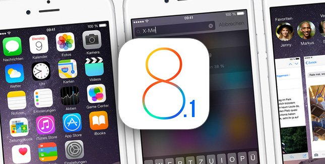 iPhone And iPad Users Report iOS 8.1 Problems