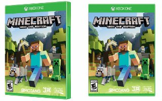 Minecraft Xbox One Edition Hits Retail Stores On Nov 18