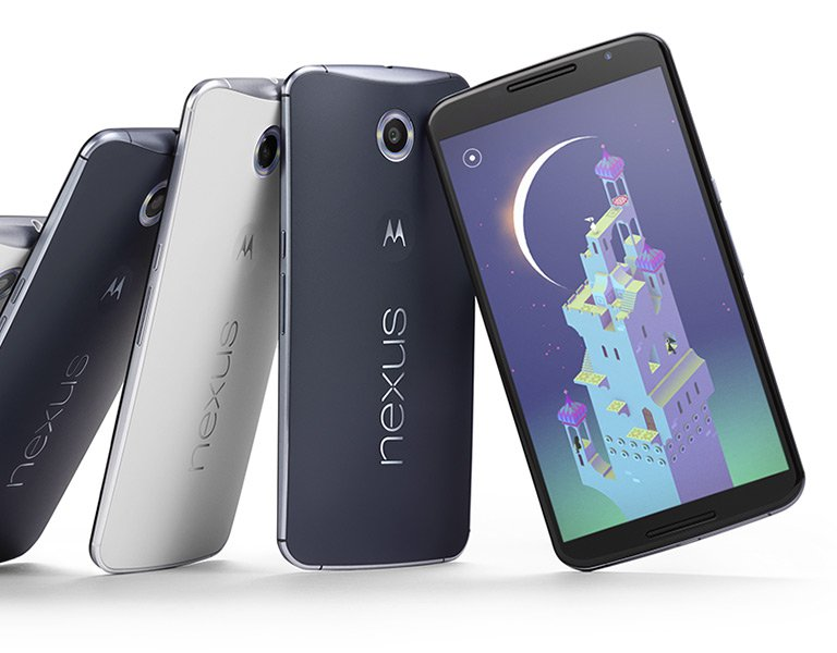 Nexus 6 Pre-Order Sold Out, Releasing On Carriers This Month