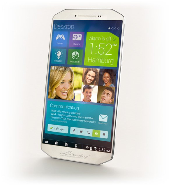 Linshof Launching i8 Android Smartphone And A Tablet