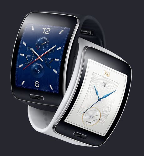 Samsung Gear S In Canada For $399