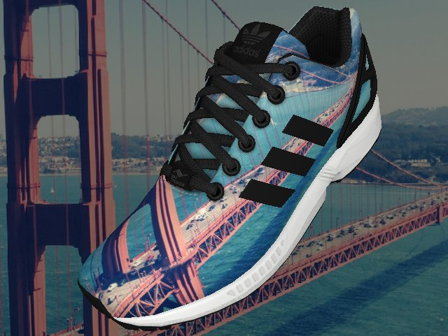 Adidas Launches Shoe Customizing App In US