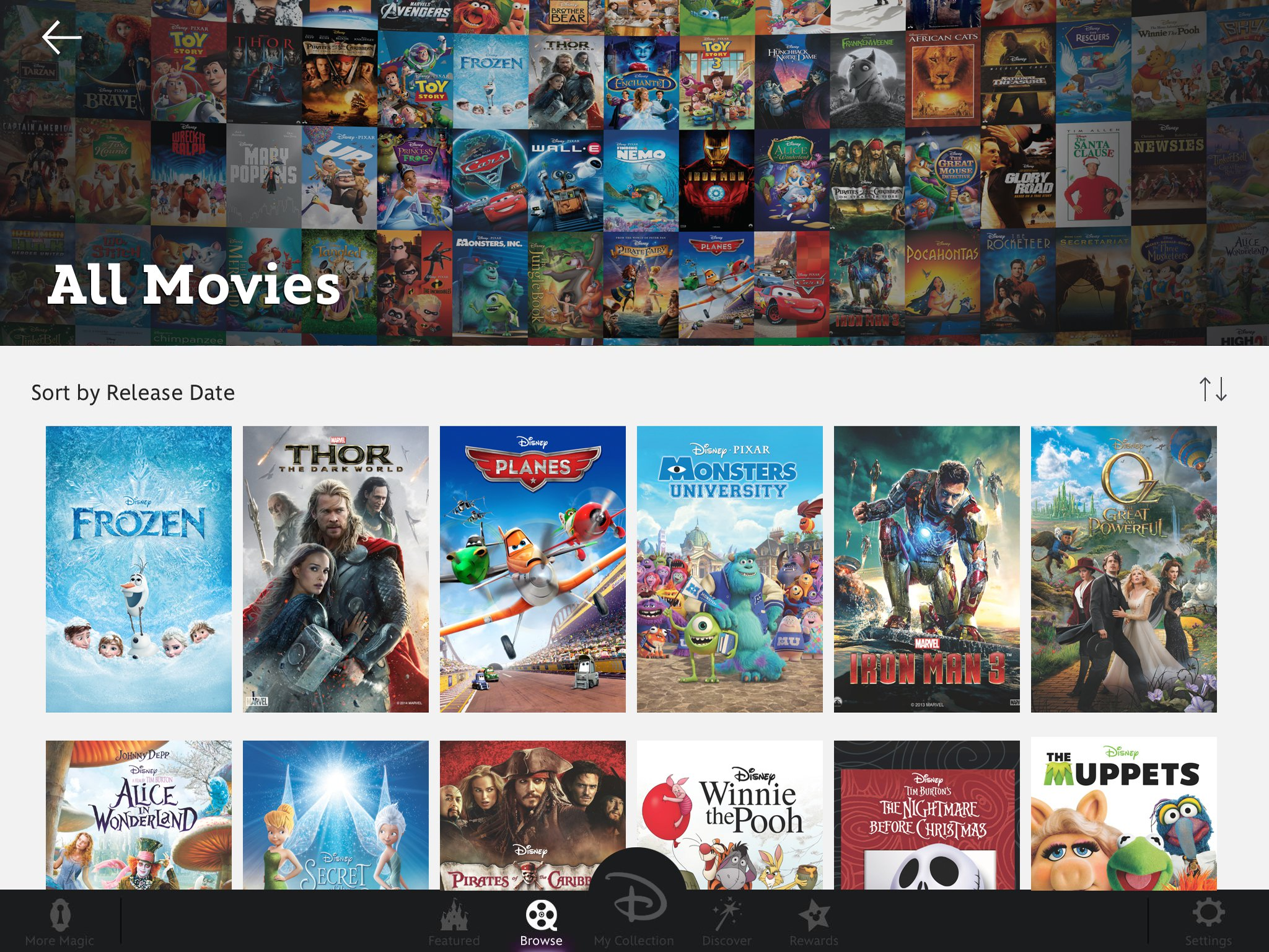 Disney Movies Anywhere Service Comes To Android
