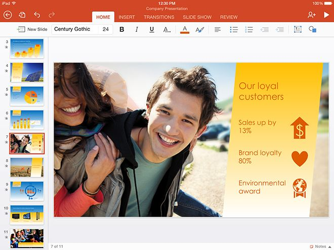 Microsoft Unveils New Free Office Apps For iPhone, iPad And Android