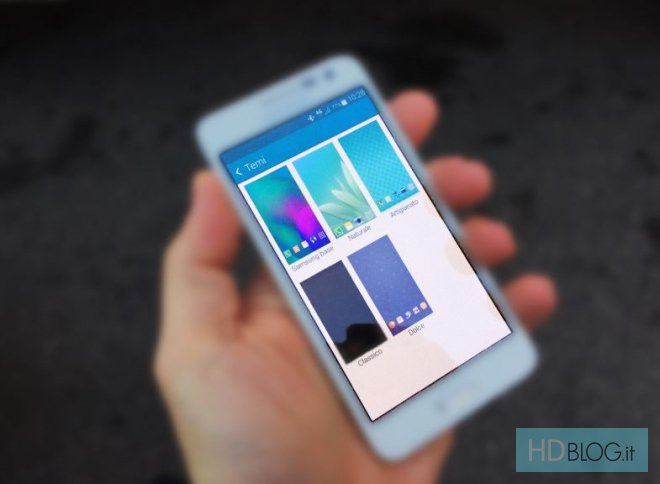 Samsung May Launch TouchWiz Themes For Its Android Phones