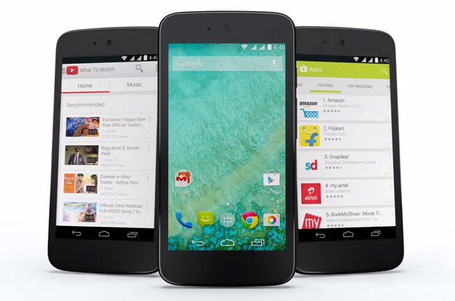 Android One Smartphones Get Lollipop By End Of Jan