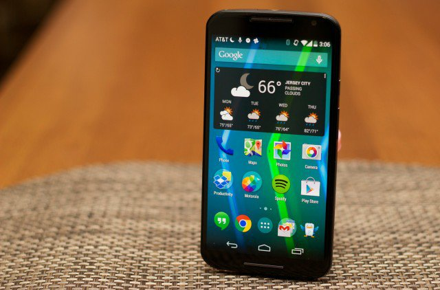 2014 Moto X Getting Android 5.0 Lollipop Update?