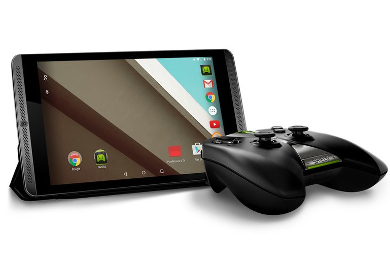 NVIDIA Shield Tablet LTE Gets Android 5.0 Lollipop Update