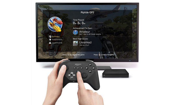 Amazon Fire TV Update Lets You Play Wider Range Of Games