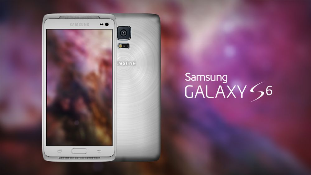 Samsung Galaxy S6 Gets First Set Of Rumored Specs