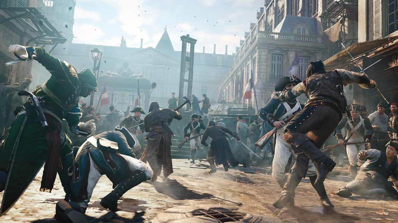Assassin's Creed Unity Patch 3 Addresses Most Reported Bugs