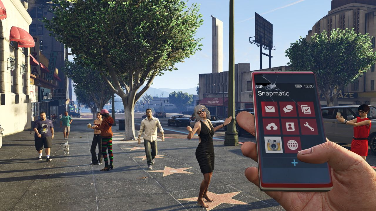 GTA 5 Commits To First-Person On PS4, Xbox One And PC