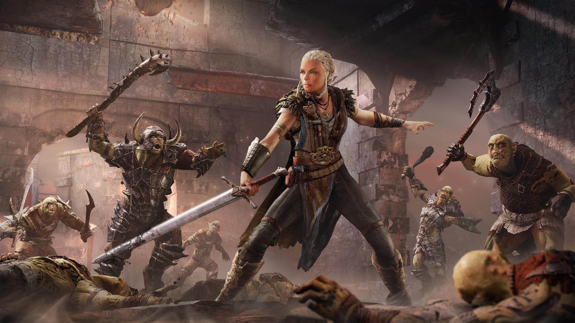 Shadow Of Mordor Free DLC For PC, PS4 And Xbox One