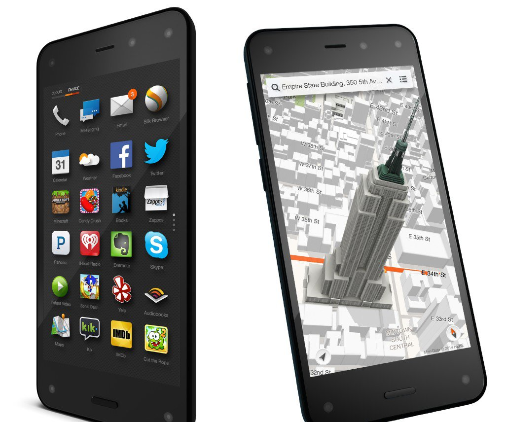 Unlocked Fire Phone Now Just $199