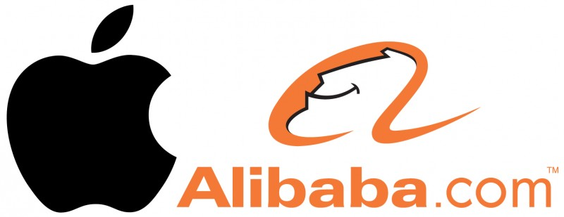 Alibaba And Apple In Talks