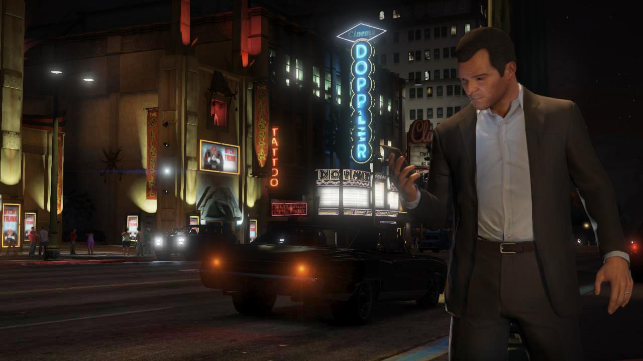 GTA 5 Next-Gen Launch Trailer