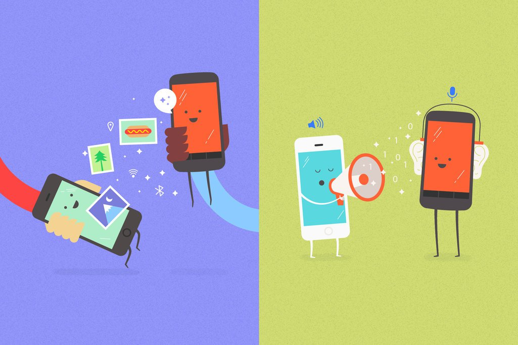 Google Working On Copresence, Lets Android And iOS Devices Communicate