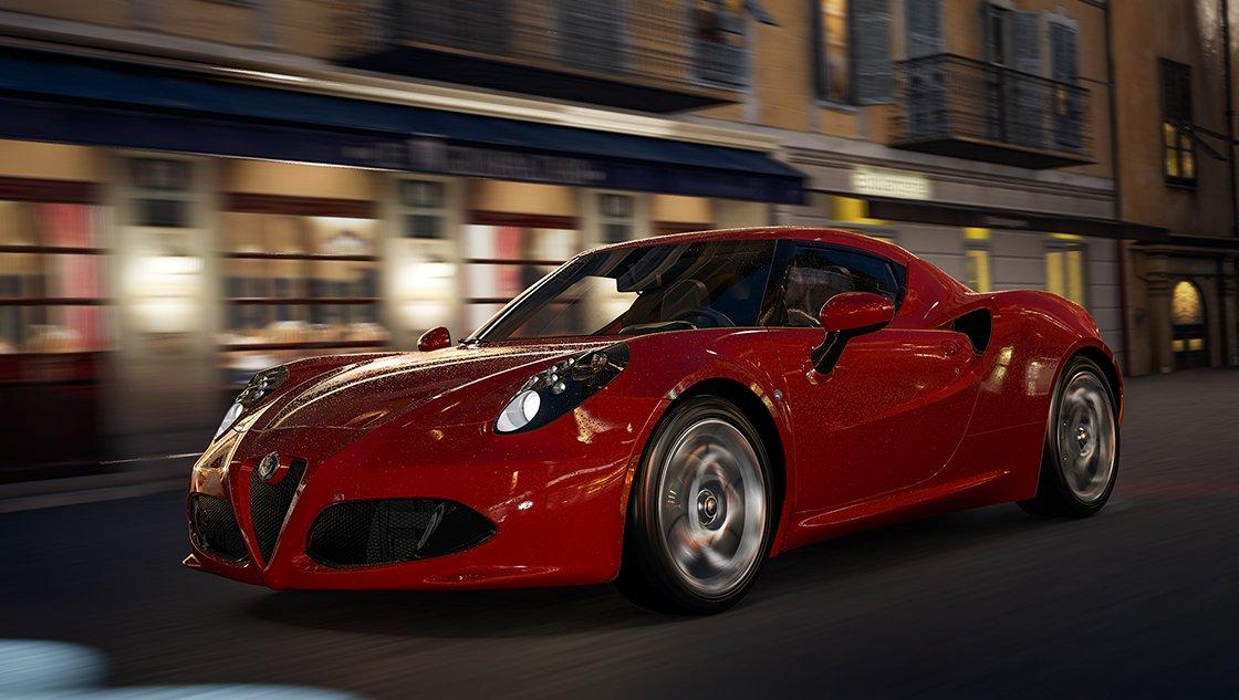 Forza Horizon 2 Gets Car Pack DLC, Got 6 New Cars