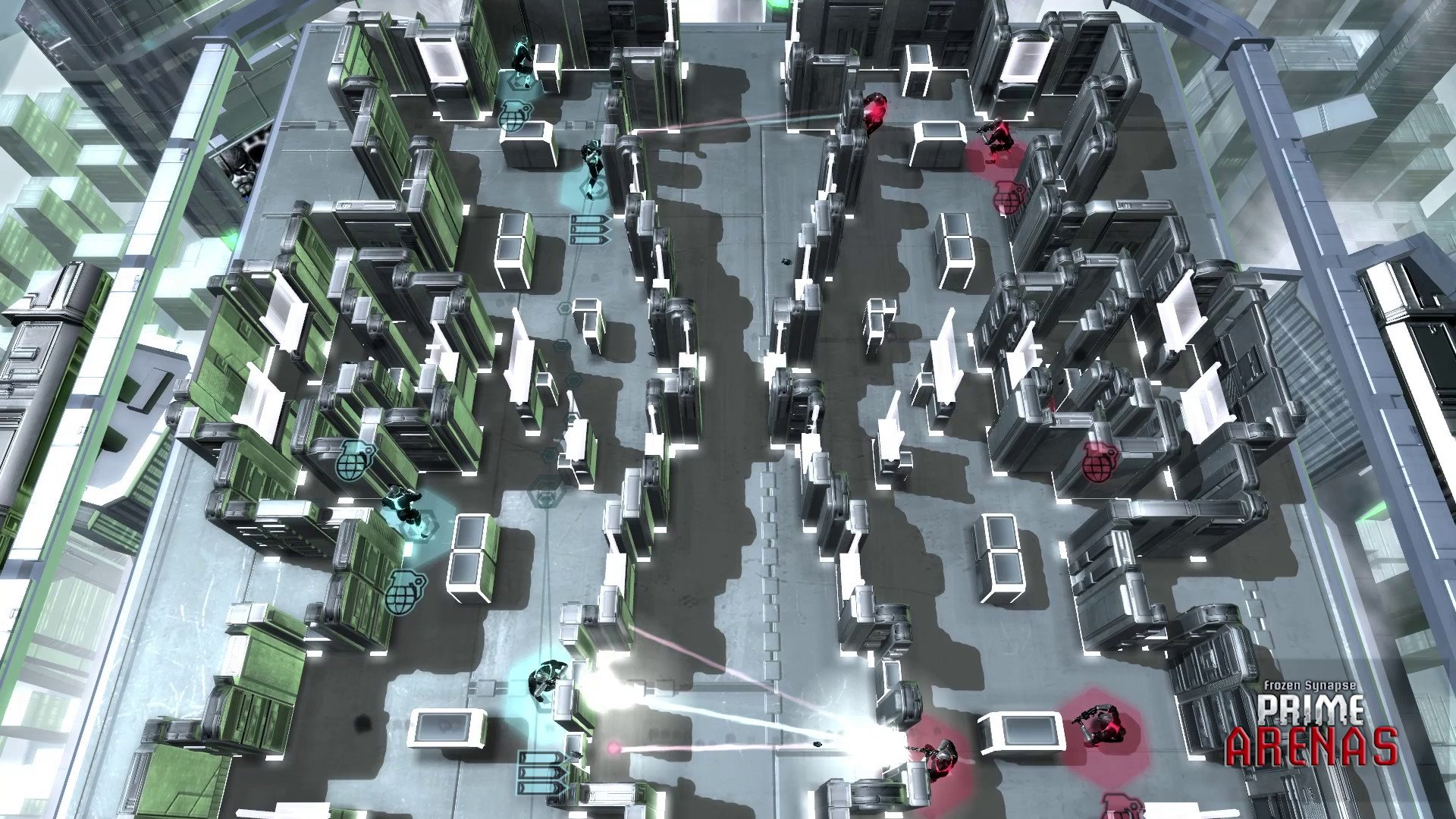 Frozen Synapse Prime Launching On Steam And PS3