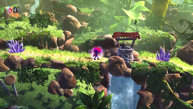 Giana Sisters Twisted Dreams Director's Cut Coming To PS4, Xbox One Next Month