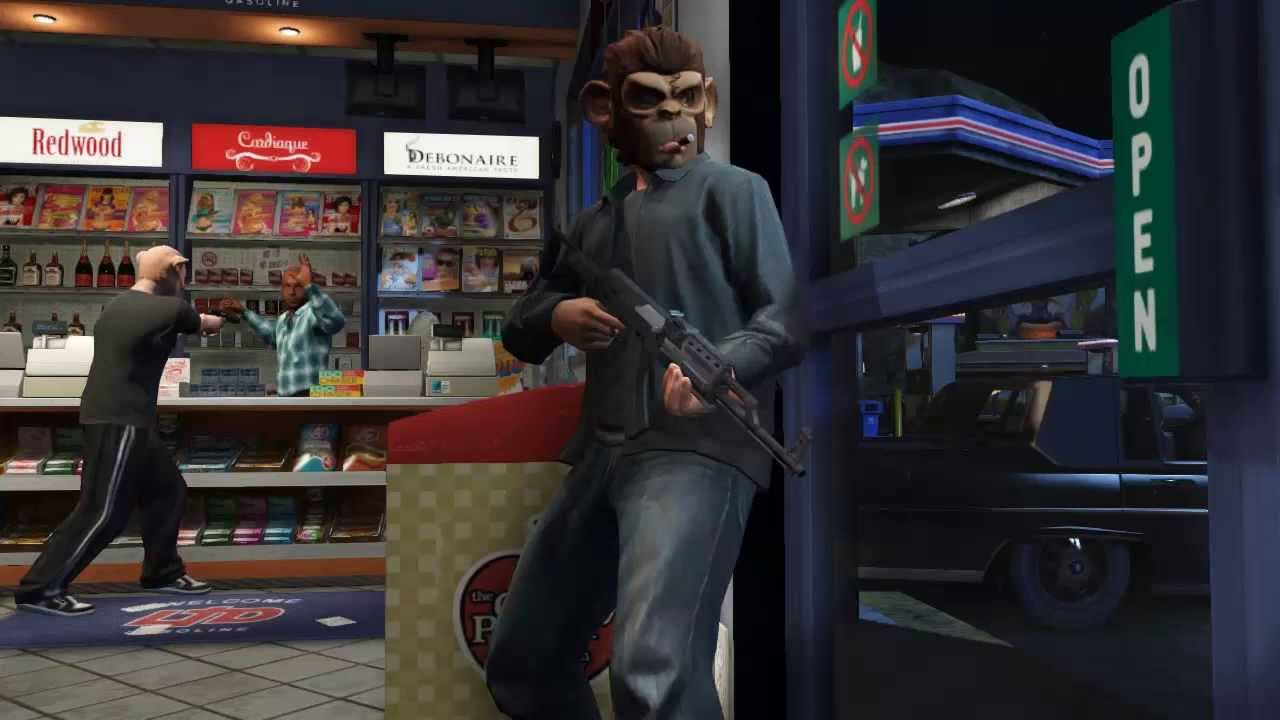 GTA 5 Online Heists Release Date Confirmed