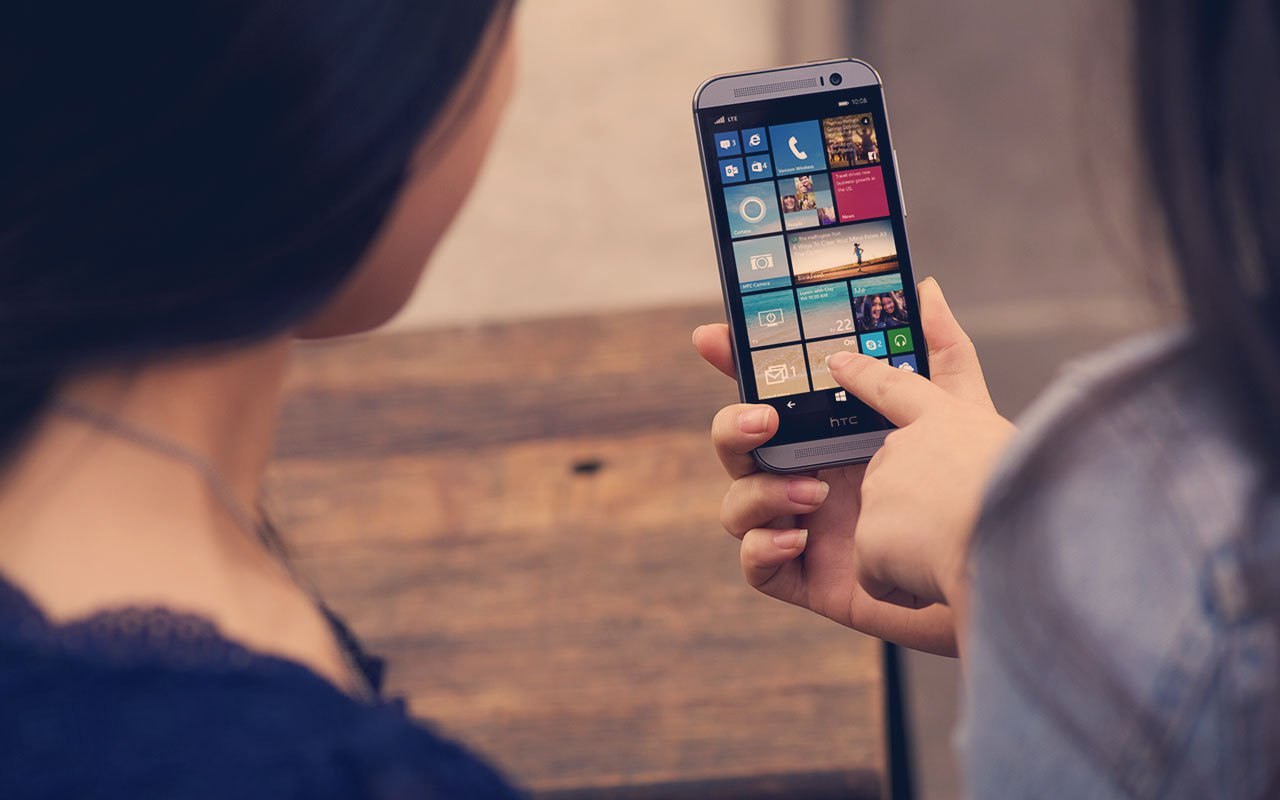 HTC One M8 Windows Comes To T-Mobile