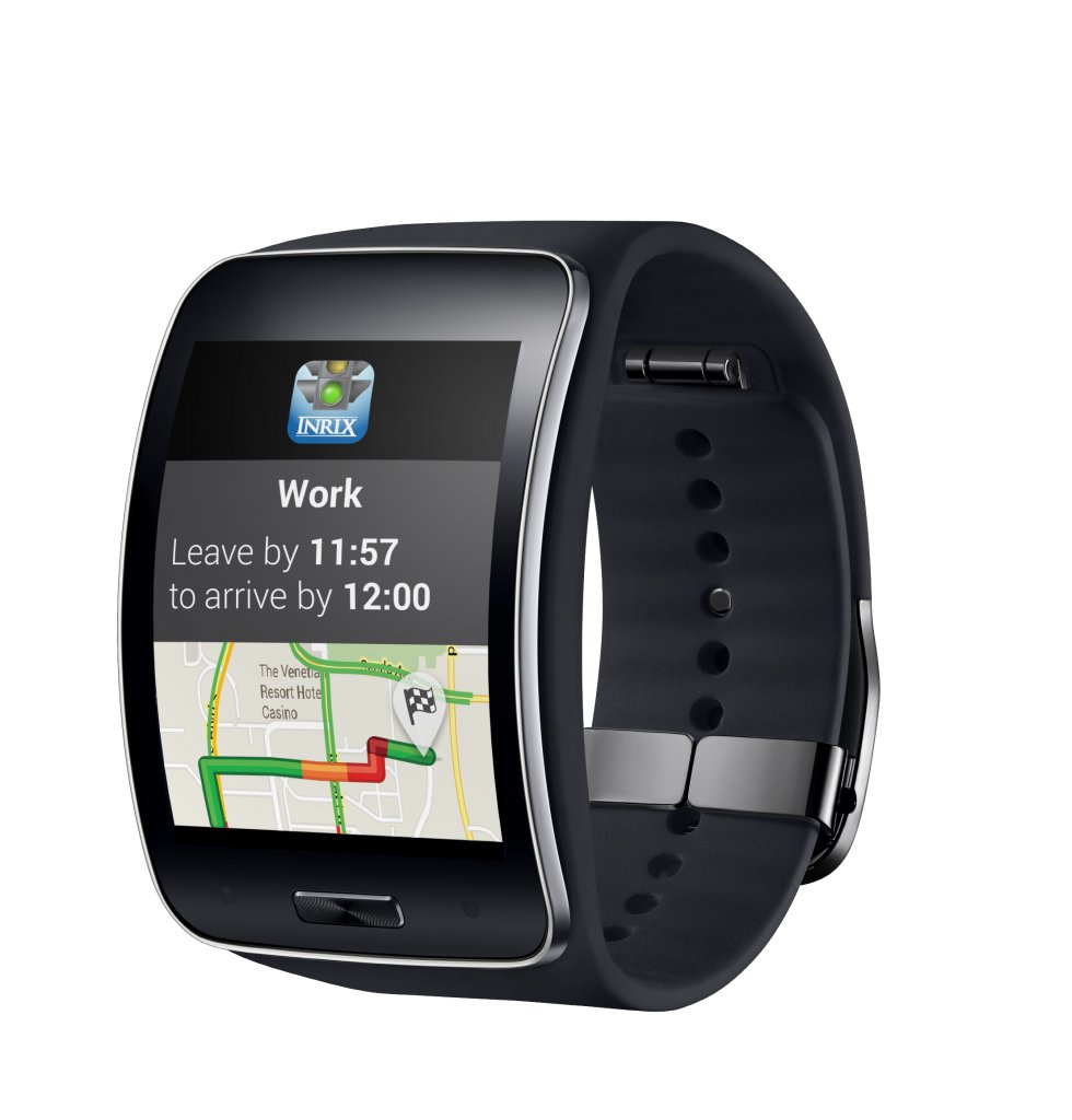 Inrix Driving Apps For Samsung Galaxy Note 4, Note Edge And Gear S