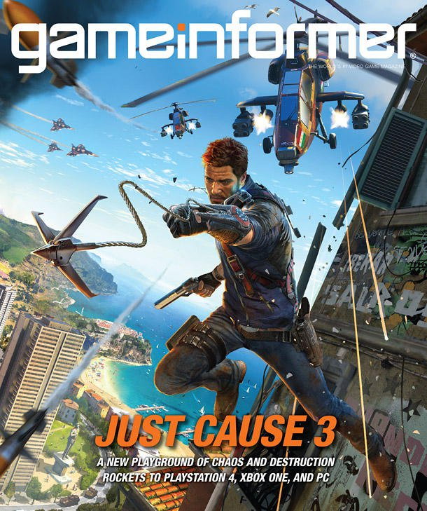 Just Cause 3 Is A Retail Box Game
