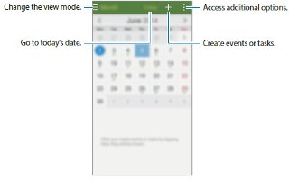 How To Use S Planner -  Samsung Galaxy Alpha