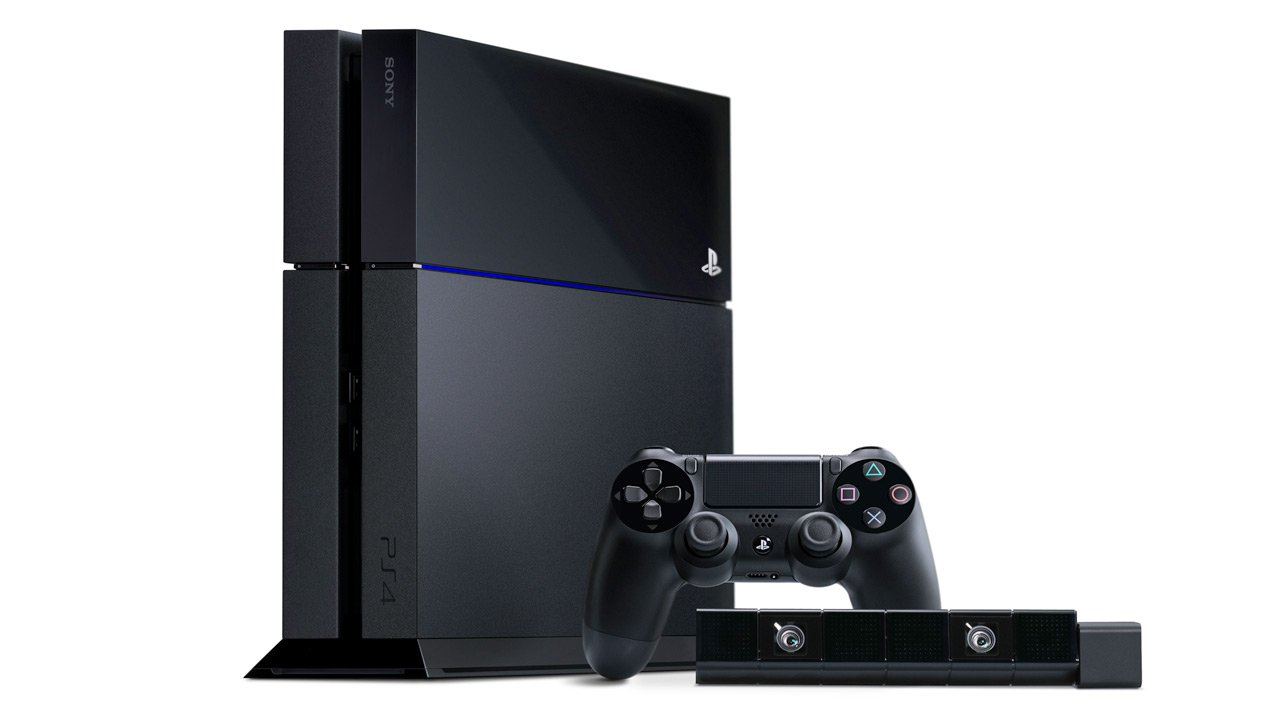 Happy Birthday PS4