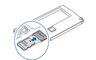 How To Insert Memory Card On Samsung Galaxy Note 4