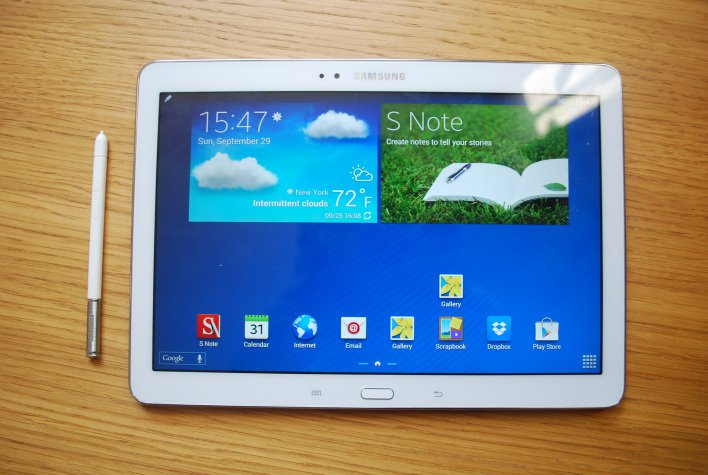 The 32GB Samsung Galaxy Note 10.1 2014 Is $329 In Deal On B&H Photo