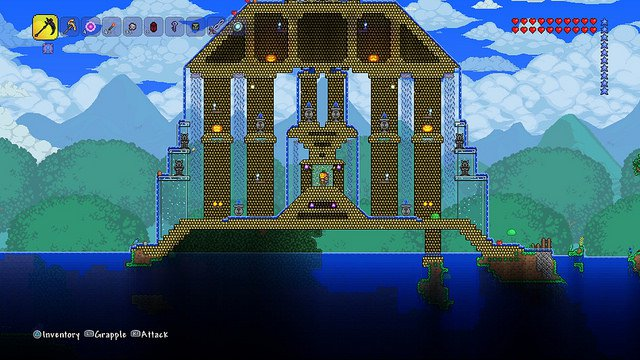 Terraria Comes To PS4 On Tuesday